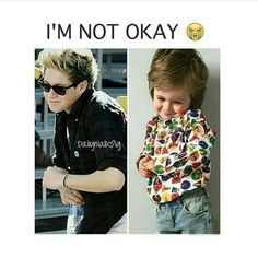 NIALL AND THEO I'M LOSING IT