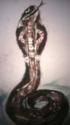 Pápaszemes kobra