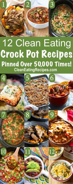 Best Clean Eating Crock Pot Recipes best Clean Eating Crock Pot Recipes