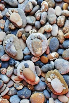 Stones~ fabulous gift for a house warming or new edition to the family...