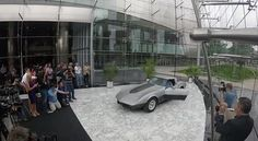 1979 Corvette Reunion: GM Reunites Loyal Corvette Owner - George Talley was reunited with his prized '79 Chevrolet Corvette at General Motor's world headquarters, just three miles from where the car was stolen from him 33 years ago.