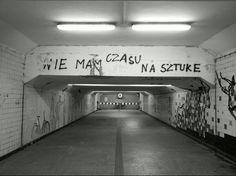 no time for art Siedlce,Poland