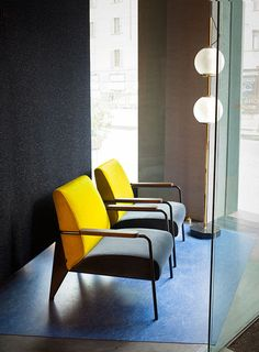 Places & Spaces | Kvadrat and Raf Simons - http://www.interiordesign2014.com/interior-design-ideas/places-spaces-kvadrat-and-raf-simons/