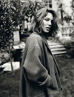 Léa Seydoux en mante