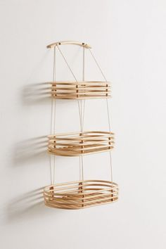 Ria Tiered Hanging Basket | Urban Outfitters Canada