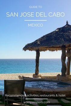 Travel guide to visit San Jose del Cabo, Mexico: Sample itinerary, advice, and recommendations from real travelers. Things to do in San Jose del Cabo including Los Tamarindos cooking classes, downtown art galleries, local restaurants & El Encanto de la Laguna hotel. | wornpassports.com