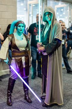 WonderCon 2016 Photo Parade: Saturday's Not (Cos)Playing Around