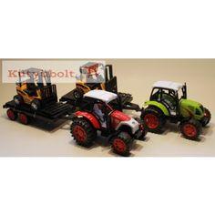 TRAKTOR CK791827 Toys, Car, Tractor, Activity Toys, Automobile, Clearance Toys, Gaming, Games, Autos