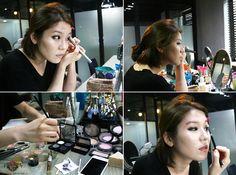 #smokymakeup #makeup  챠밍메이크업스쿨 유화이탑투토 일대일 수강생입니다^^ 오로지 당신만을 위한 커리큘럼! 맞춤형 메이크업클래스 입니다~