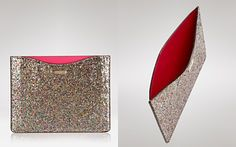 kate spade new york iPad Case - Glitter Sleeve