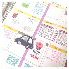 Bubblegum Paper: New Release: JessicaLynnOriginal.com Planner Stamps