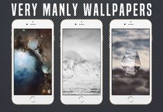 PREPPY BLOG: 100+ Very Manly Wallpapers for your iPhone or Android