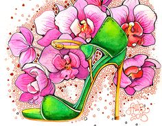 """Check out new work on my @Behance portfolio: """"Fashion :: Shoes"""" http://be.net/gallery/32233115/Fashion-Shoes"""