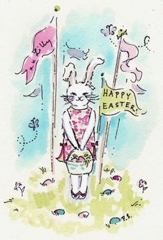 Lilly Pulitzer Easter Bunny