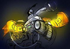 hip hop art - unknown