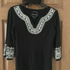 FINAL DAY! Gorgeous top! Beautiful detail; sparkly with sequins. Perfect condition, no flaws, no missing sparkles  INC International Concepts Tops Blouses