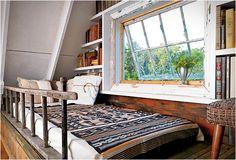 window spaces. love them