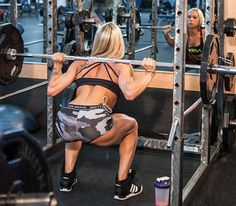 Build Gorgeous Glutes With Ashley Hoffmann - Bodybuilding.com