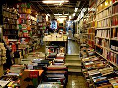 Libreria Atlantida in Granada, Spain