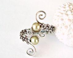 Envuelta granate anillo anillo de plata esterlina oxidada