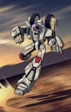 Cyclone Armor | Robotech