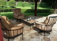 Monterra Deep Seating Collection From O.W. Lee Enjoy Your Outdoor Room   Yard  Art Patio U0026