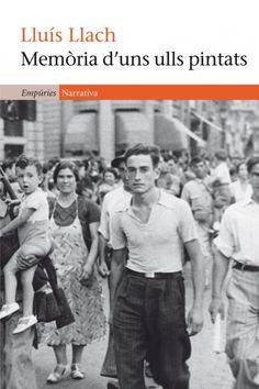 La primera novel·la d'en Llach. Promet