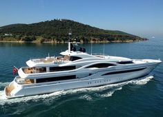 Proteksan superyacht Vicky - Seatech Marine Products & Daily Watermakers