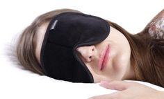 Opaska na oczy | Maska do spania | BAMBU FROTTE XL