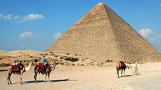 Seven Wonders of Egypt - Hot Topics - TravelChannel.com