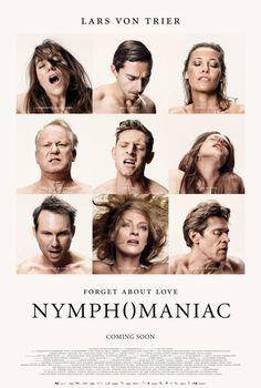 'Nymphomaniac' Le première film de 2014 que j'ai vu dans le cinéma