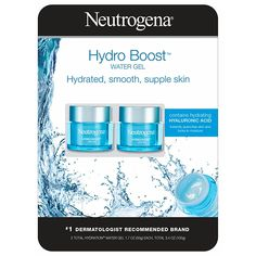 Neutrogena Hydro Boost Water Gel 17 Ounce Each 2 Pack *** For more information, visit image link. Face Skin Care, Neutrogena, Combination Skin, Beauty Hacks, Beauty Tips, Oily Skin, Things To Come, Image Link, Water