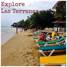 Exploring the awesome Las Terrenas, DR!! http://www.wheressharon.com/family-trip-usa-caribbean/las-terrenas-dr/ #travel #DOminicanRepublic #LasTerrenas