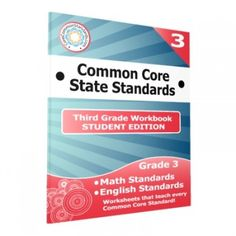 Third Grade Common Core Workbook - Student Editions
