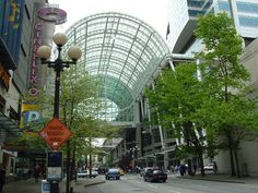 Seattle Convention Center where PAX is held :3