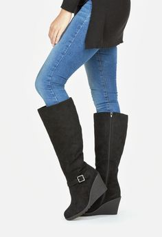 Cadha Schuhe in Schwarz - günstig kaufen bei JustFab