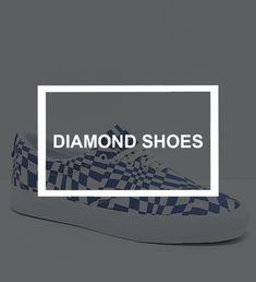 Diamond Supply Co. Avenue QS Blue & White Shoes Diamond Shoes, Diamond Supply Co, White Shoes, Blue And White, Personalized Items, Cards, The Originals, Off White Shoes, Maps
