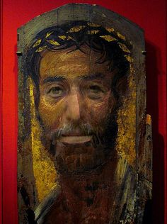 ancient roman egyptian from the fayum