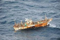 A Japanese fishing boat lost in the Pacific Ocean after the March 2011 earthquake and tsunami was sighted this week drifting 150 nautical miles off the southern coast of Haida Gwaii — the Queen Charlotte Islands in British Columbia by the crew of an aircraft on a routine surveillance patrol.