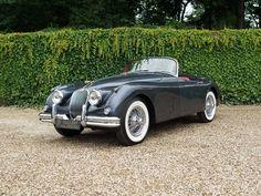 1957 Jaguar XK-150 à vendre # 1991223 - Hemmings Motor Nouvelles