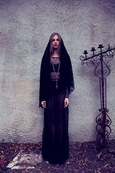 FOR LOVE AND LEMONS, INTERVIEW WITH A VAMPIRE FALL, 2013 COLLECTION photography: zoey grossman   ∆   model: anna selezneva @George Streng   ∆   styling: ashley glorioso