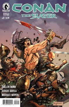 Conan the Slayer #2, Conan the Slayer is fantastic from cover to cover...the…