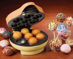 Maquina Forma Cake Pops (pirulito De Bolo)