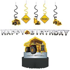 Construction Zone Party Decorations Supply Pack - Dizzy D... https://www.amazon.com/dp/B01KU1C0JM/ref=cm_sw_r_pi_dp_x_V7RWybMQ6R0DF