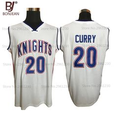 a0106cad605b Mens and Kids Cheap Stephen Curry 20  30  Charlotte Christian Knights High  School Basketball