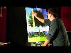 Time Lapse Speed Painting by Tim Gagnon painting lessons available at timgagnonstudio.com