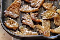 ciuperci-pleurotus-pe-gratar Vegetarian Recipes, Healthy Recipes, French Toast, Stuffed Mushrooms, Good Food, Food And Drink, Favorite Recipes, Dinner, Cooking