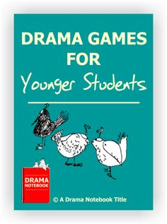 If you are teaching younger students (ages 3-6), this collection is a must-have! There are over 150 drama games and activities on 50 pages.