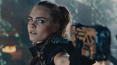 Cara Delevingne Kicks Ass In Call Of Duty Trailer, But It's Really About Ethics In Games Journalism