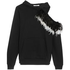 Cheap hoodie sweatshirt women, Buy Quality sweatshirt women directly from  China hoodie sweatshirt Suppliers: [CHICEVER] 2017 Autumn Real Feather  Irregular ...